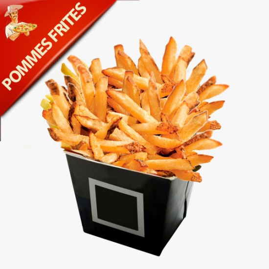 Pommes Frites med valgfri dip